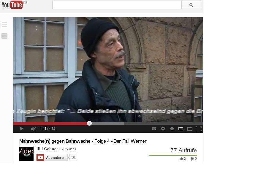 Hans Werner Folge 4